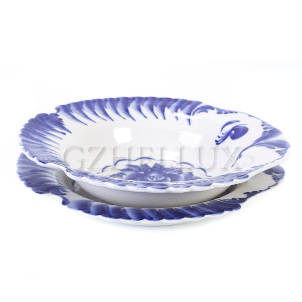 Тарелка столовая «Рыбка»