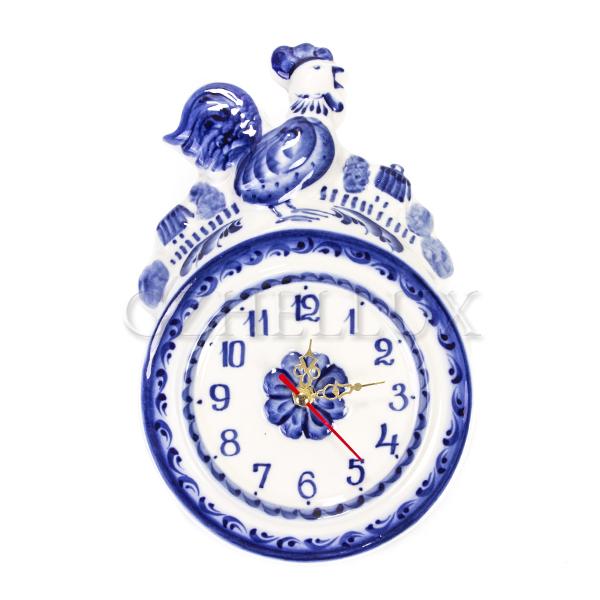 Часы настенные «Петух»