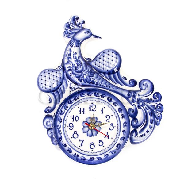 Часы «Жар-птица»
