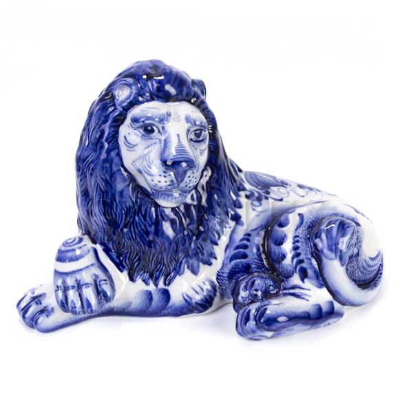 Скульптура «Лев» большой