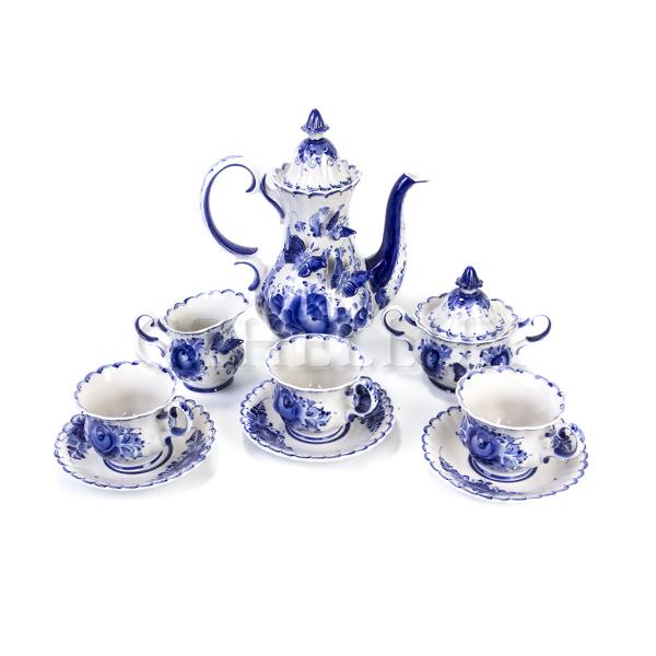 Сервиз чайный «Бабочка»
