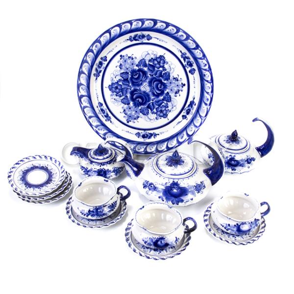 Сервиз чайный «Нежность»