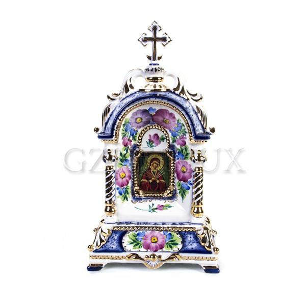 Киот «Икона Божией Матери Семистрельная»