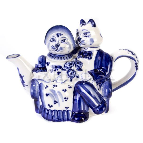 Чайник «Кошки»