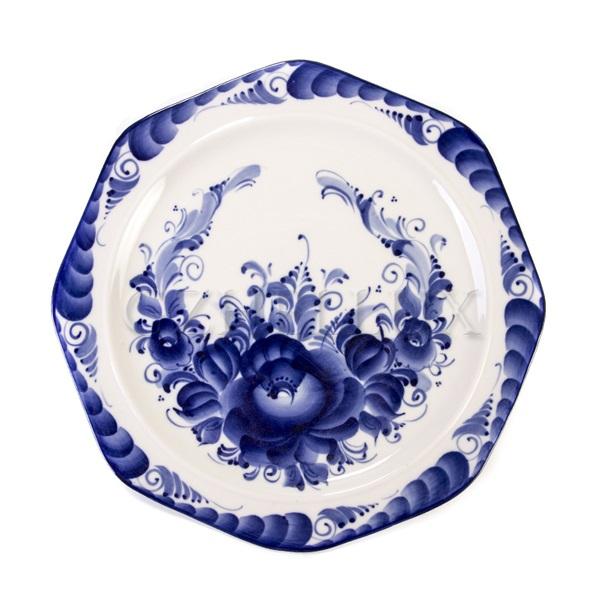 Тарелка столовая «Граненая»