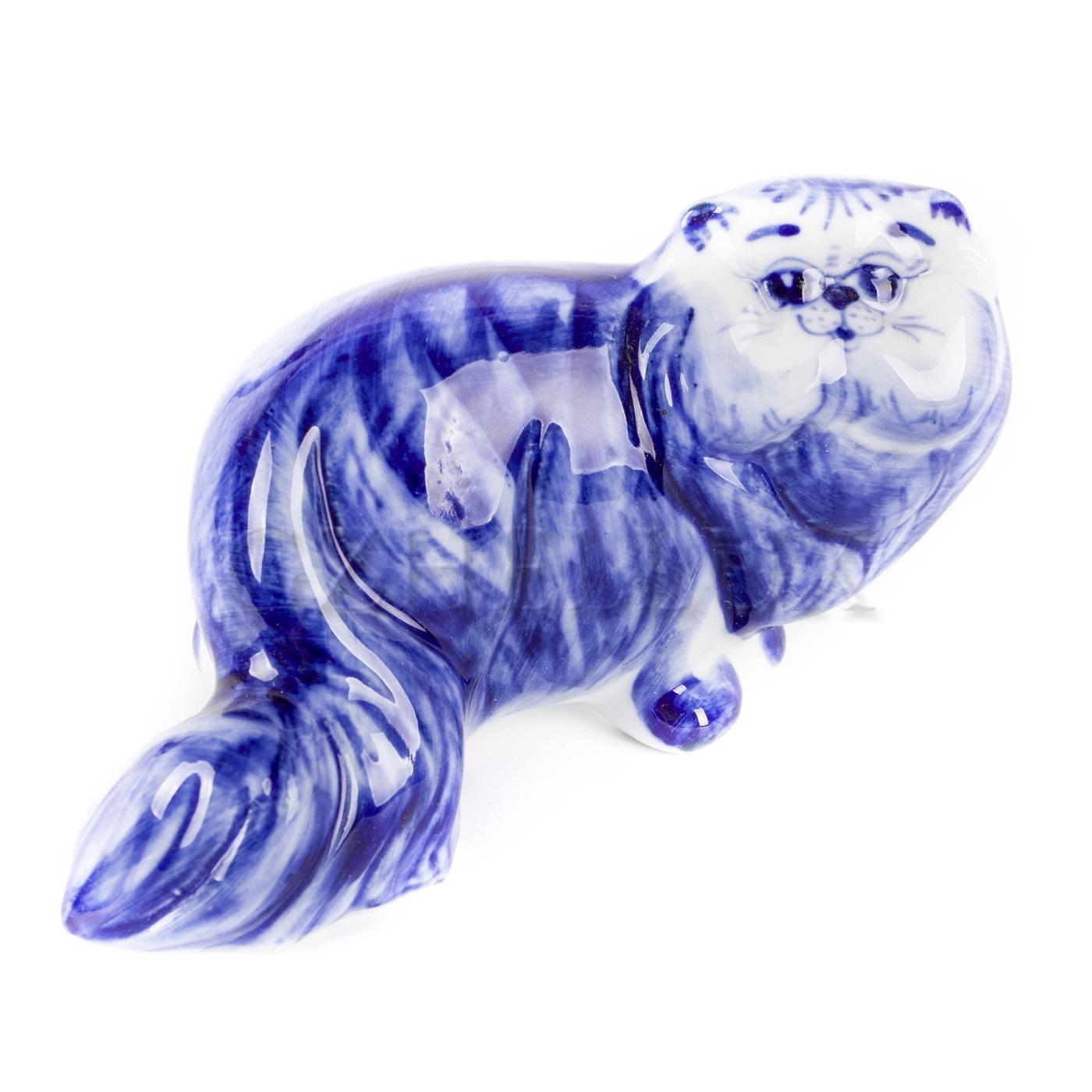 Скульптура «Кот Барсик»