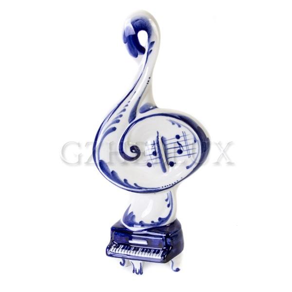 Сувенир «Скрипичный ключ»