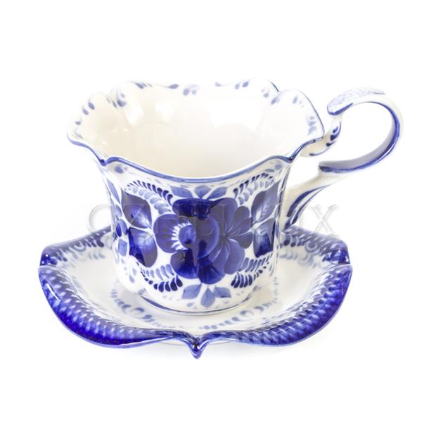 Чайная пара «Колокольчик»