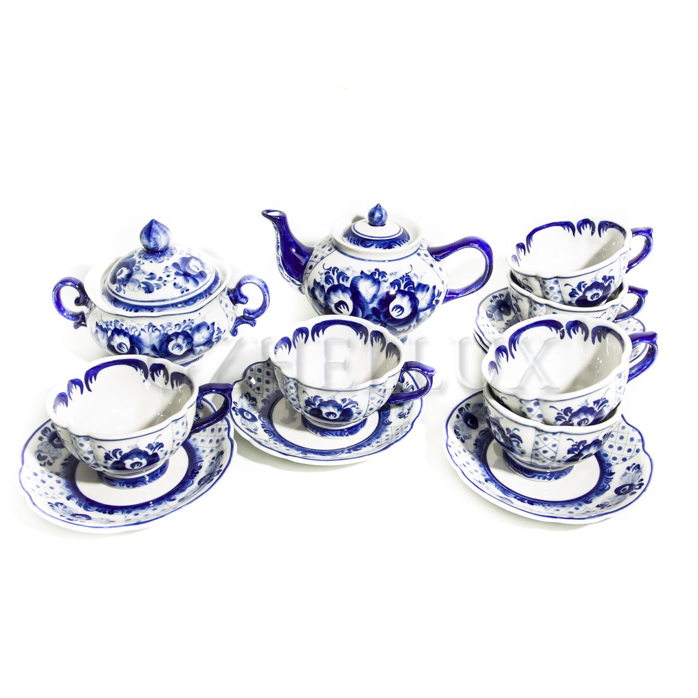 Сервиз чайный «Традиционный»