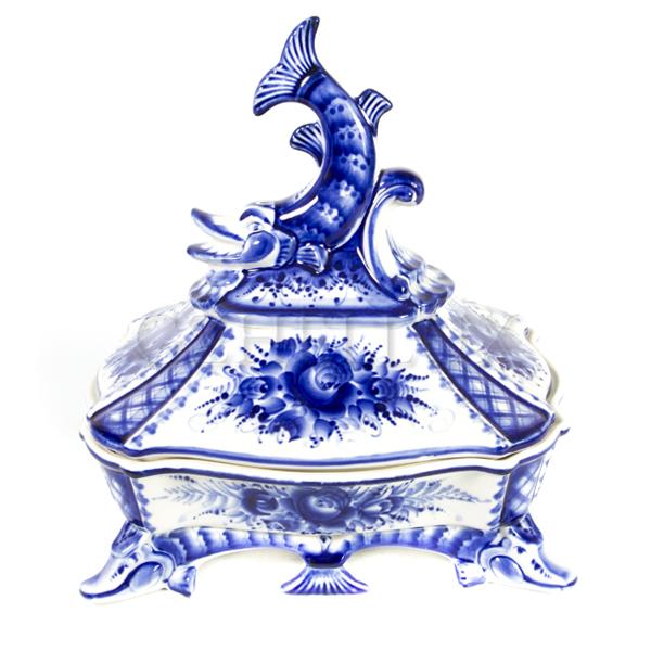 Шкатулка «По щучьему велению»