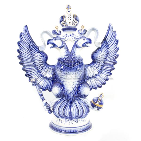 Штоф «Двуглавый Орел»