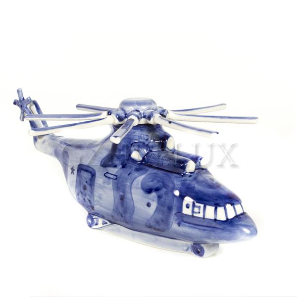 Штоф «Вертолет»
