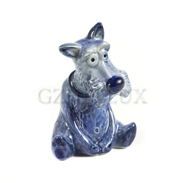 Скульптура «Пёс Бобик»