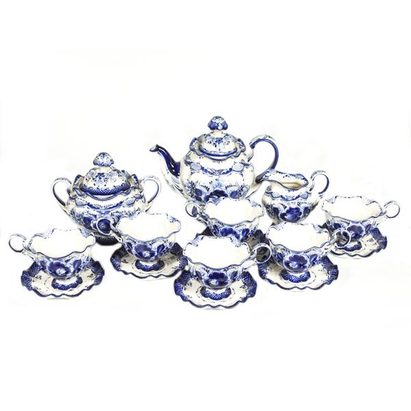Сервиз чайный «Семейный»