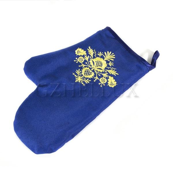 Кухонная рукавица «Синяя»