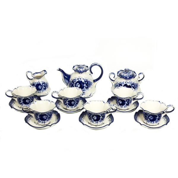 Сервиз чайный «Колокольчик»