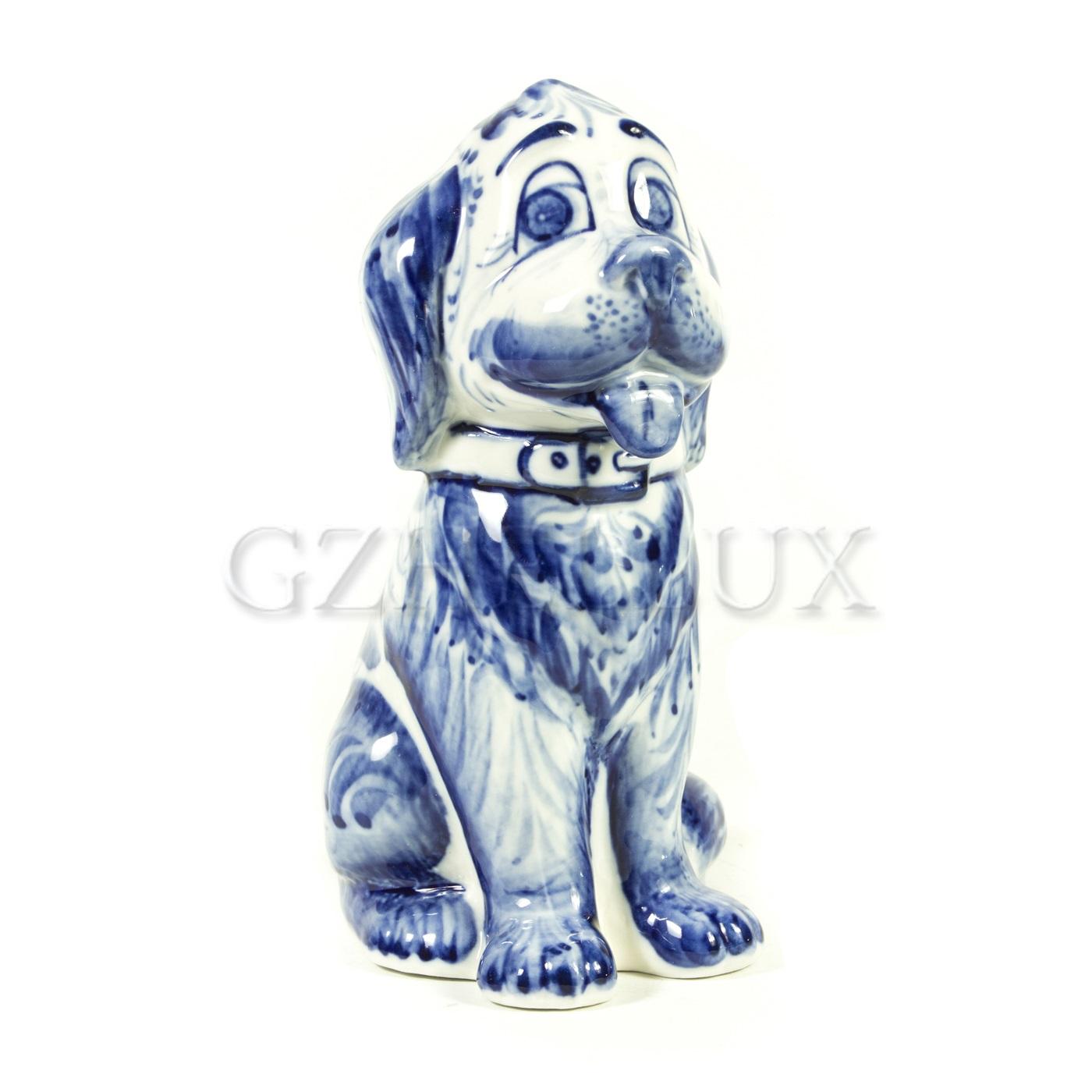 Скульптура «Собака Дружок»