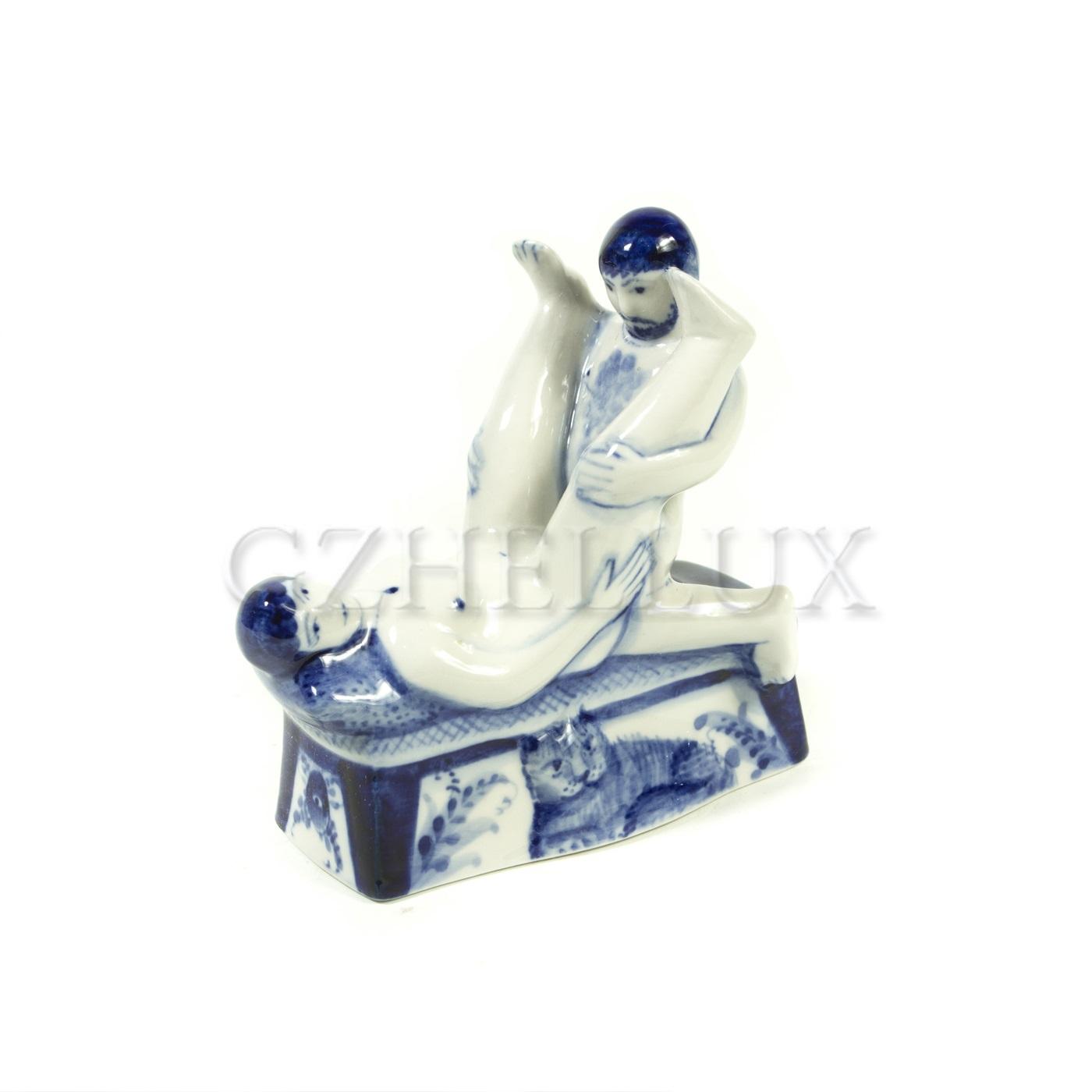 Скульптура Ню «Камасутра» №5