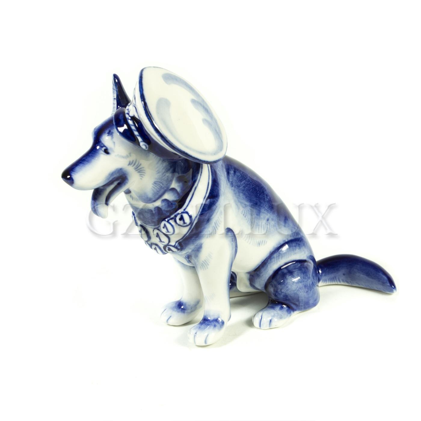 Скульптура «Пёс Мухтар»