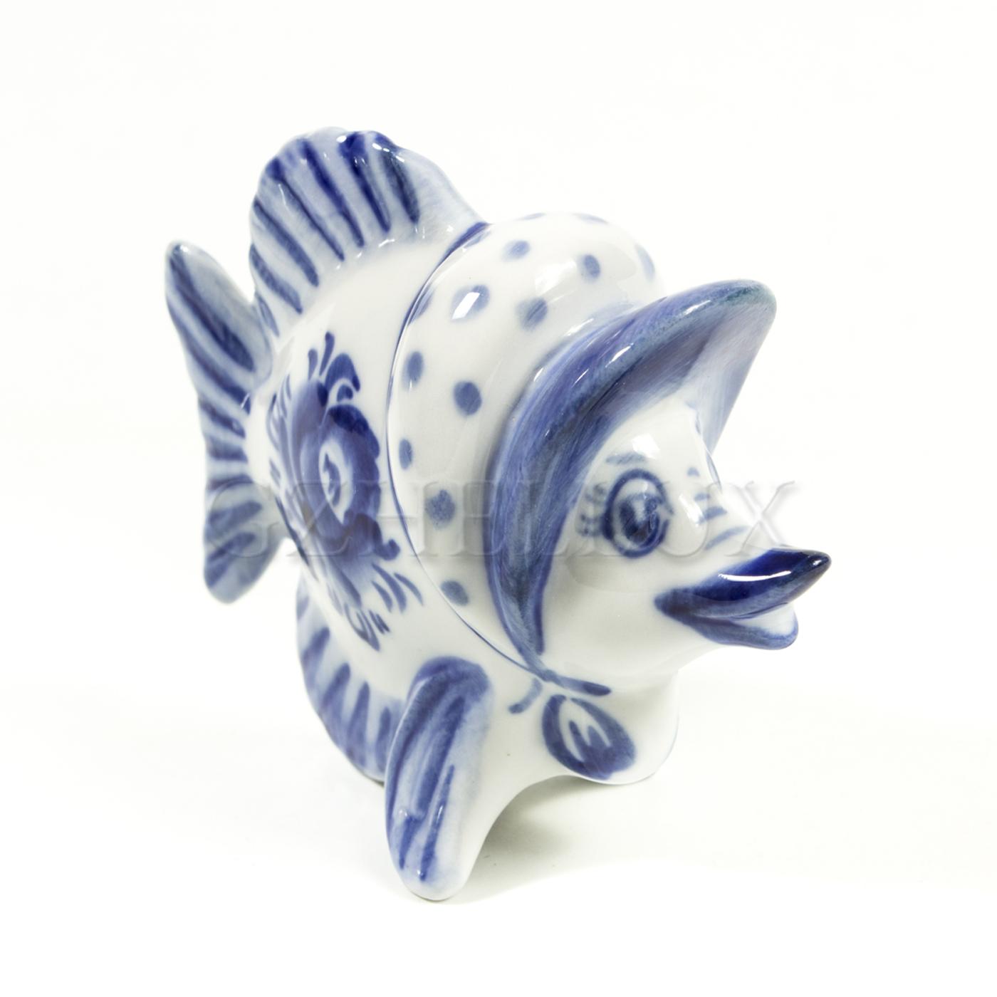 Скульптура «Рыбка»