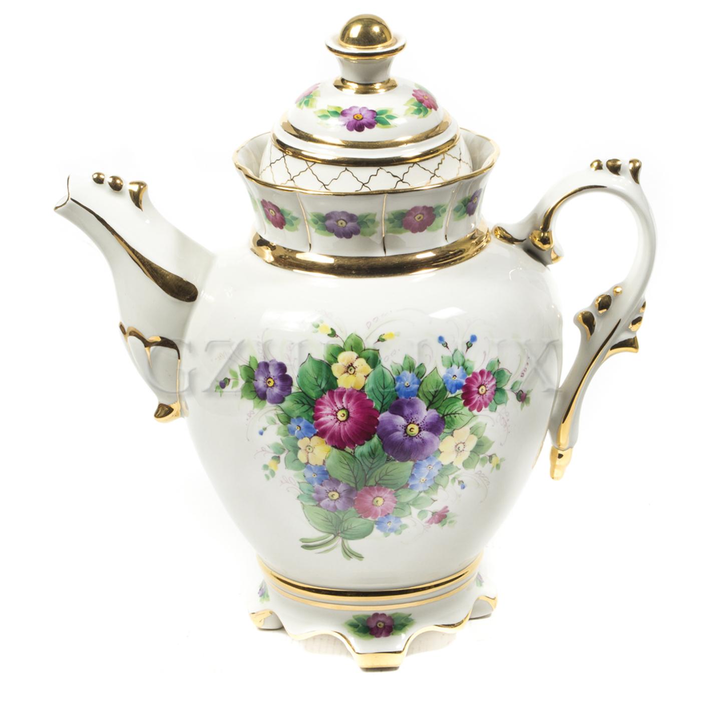 Чайник «Владимирский» в красках