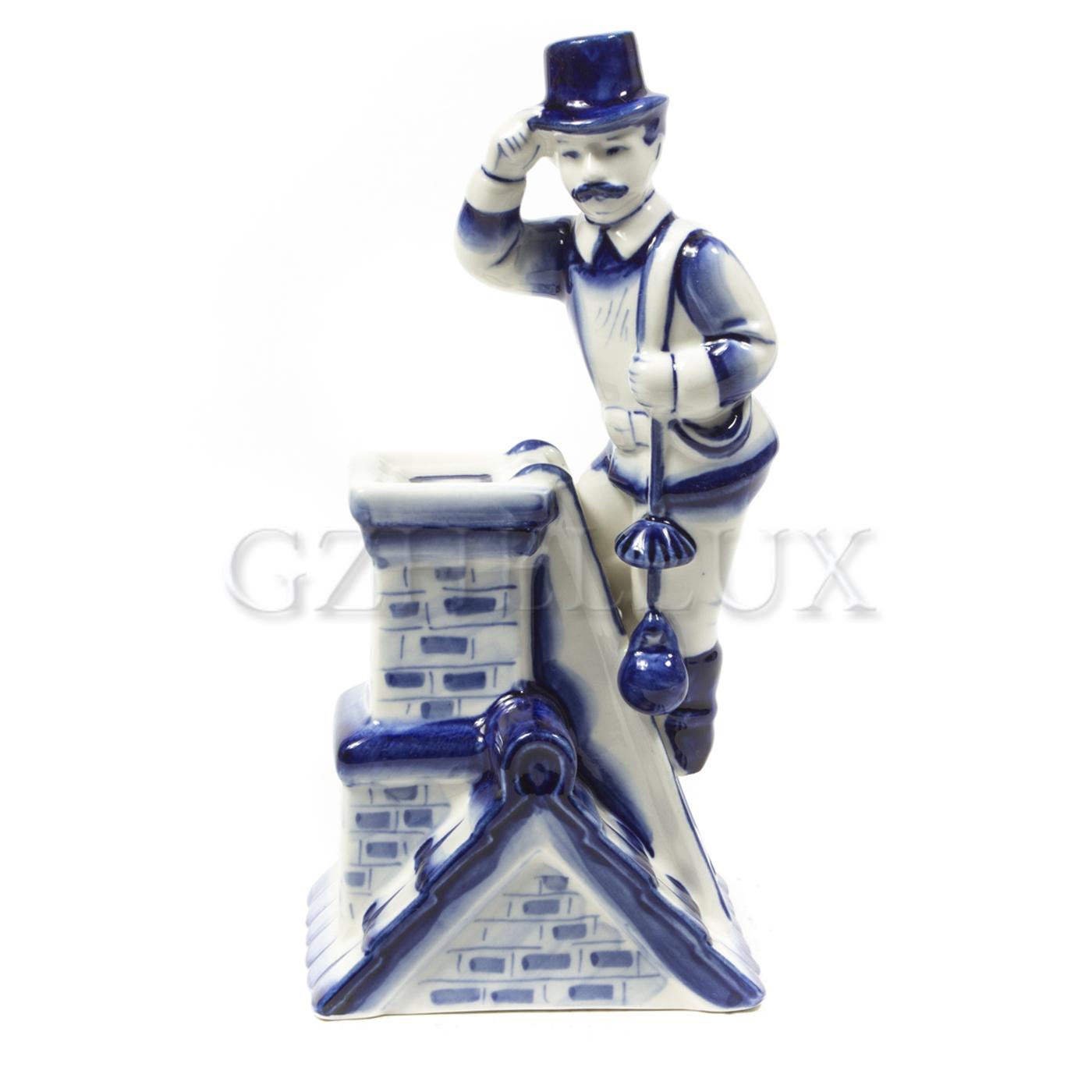 Скульптура «Трубочист»