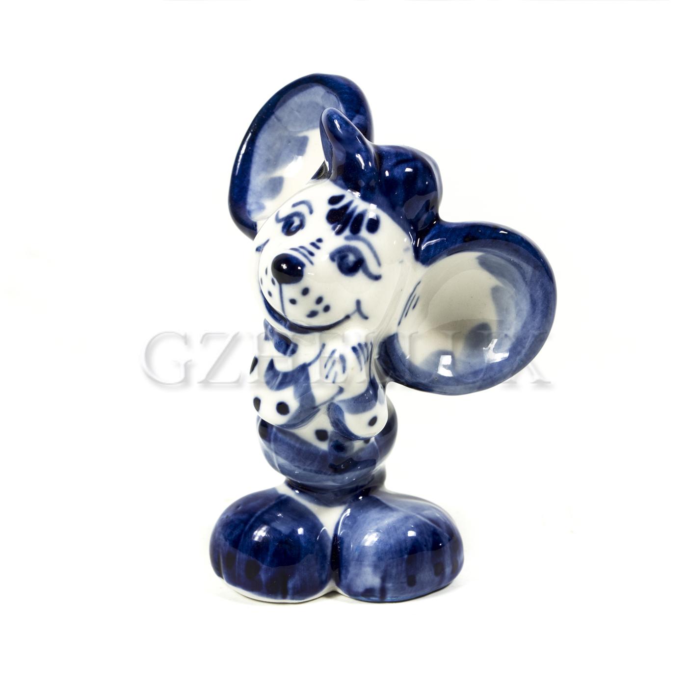 Скульптура «Мышонок Микки»