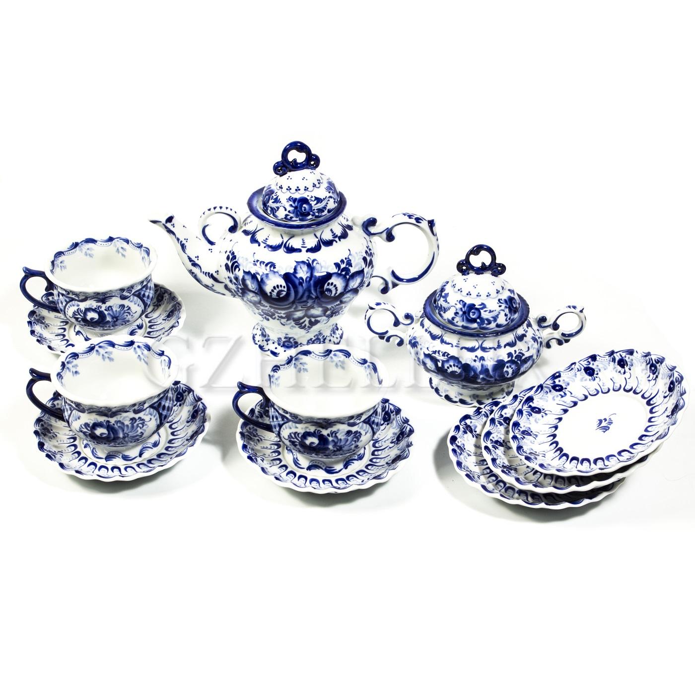 Сервиз чайный «Весенний»