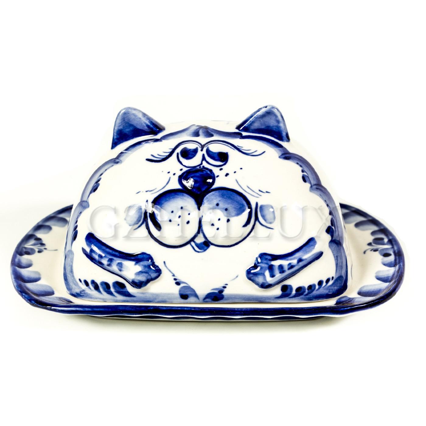 Маслёнка «Кот»