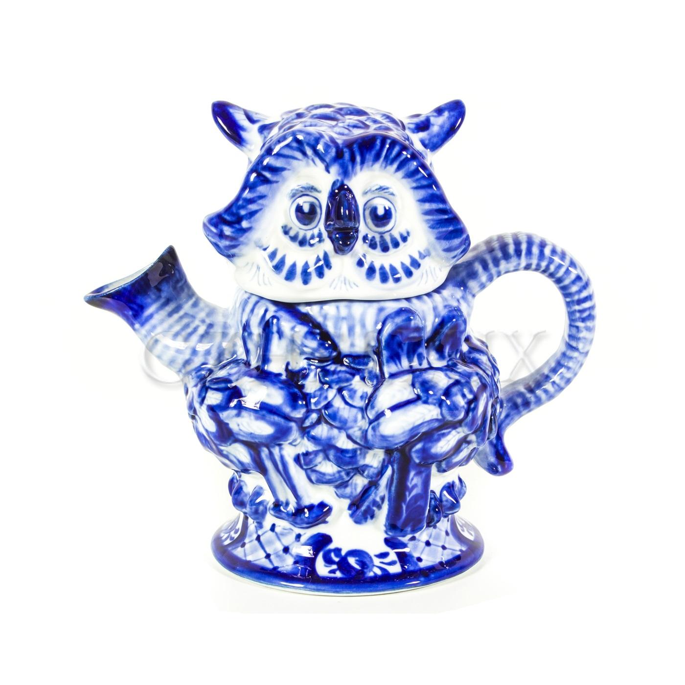 Чайник «Сова»