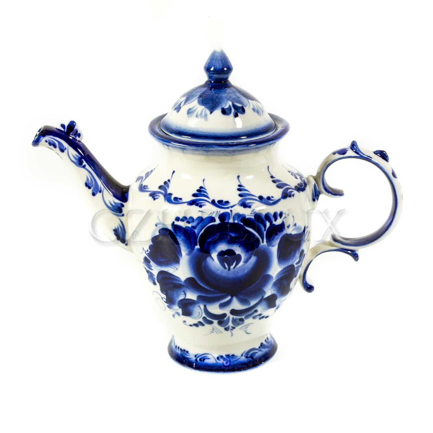 Чайник «Букет»