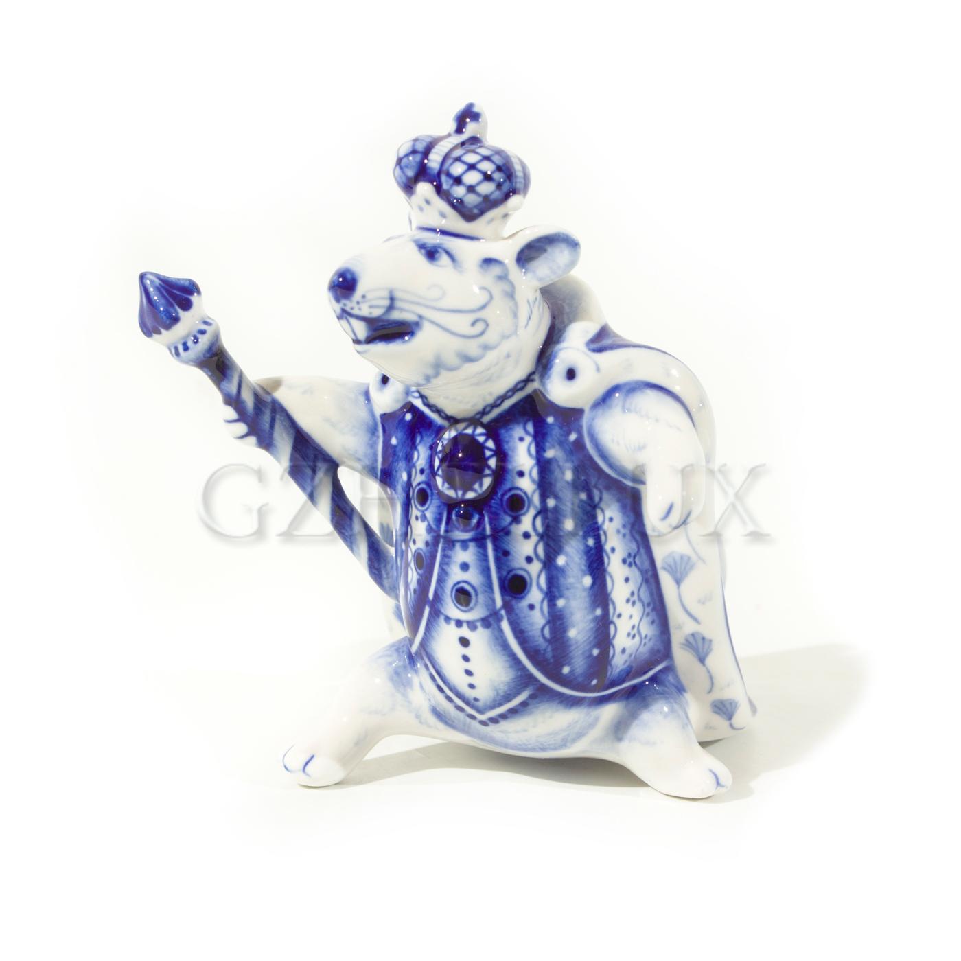 Скульптура «Король Крыс»