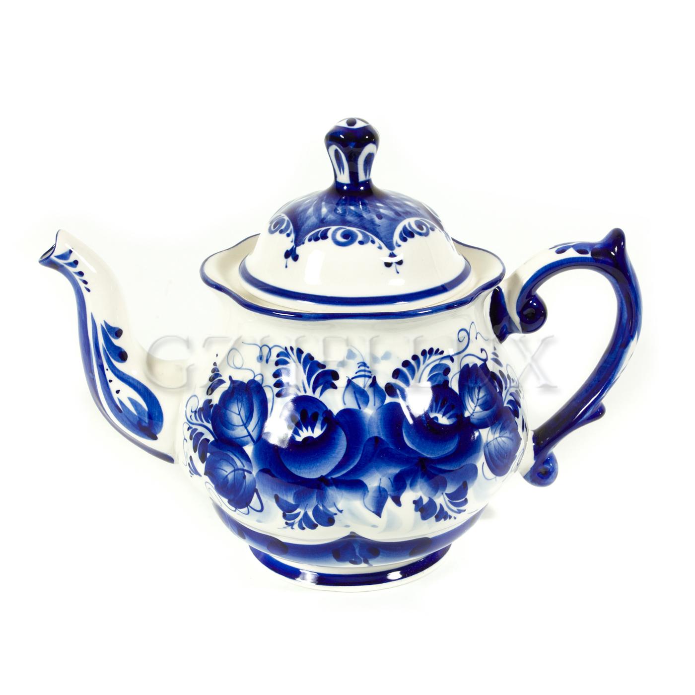 Чайник «Тёплый вечер»