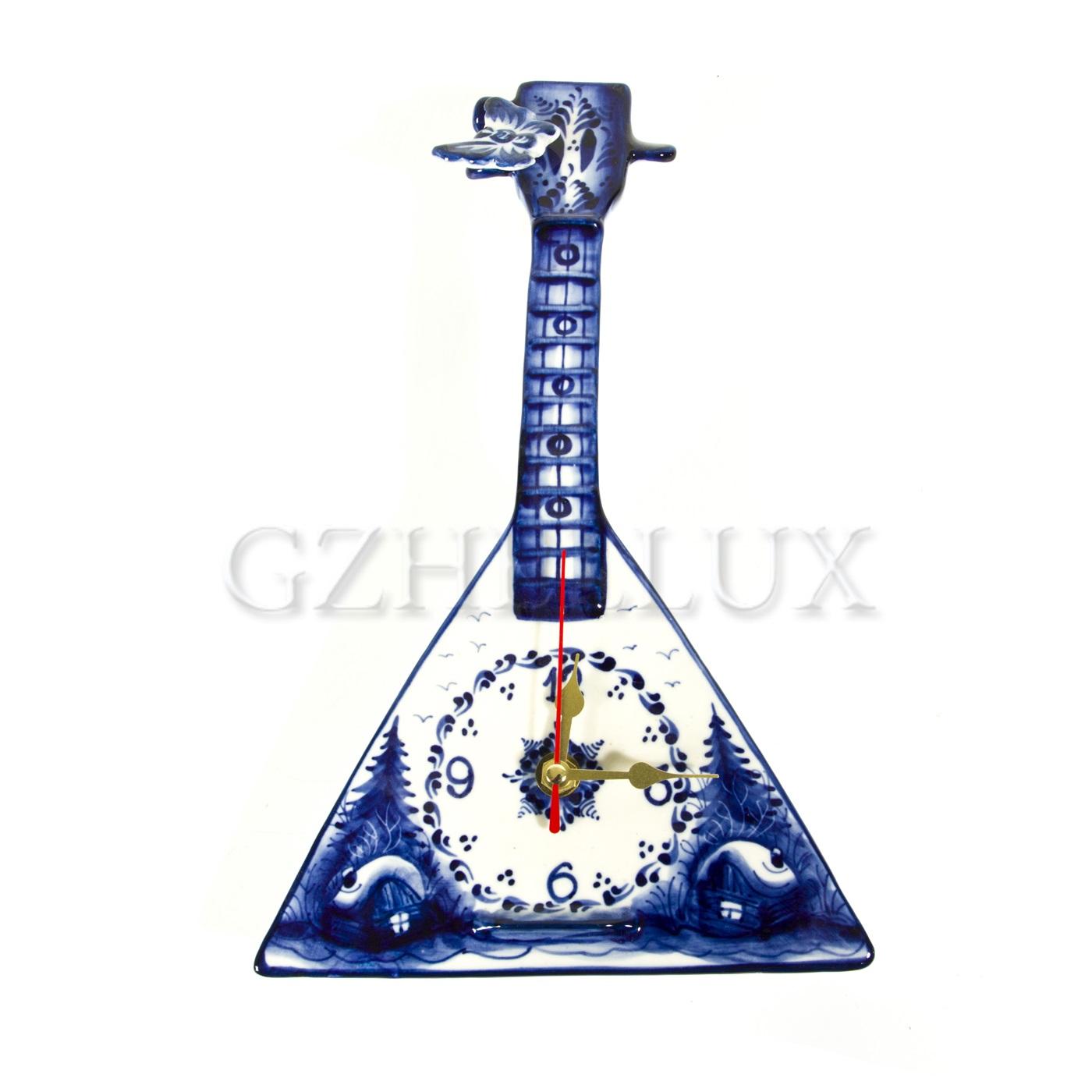 Часы «Балалайка»