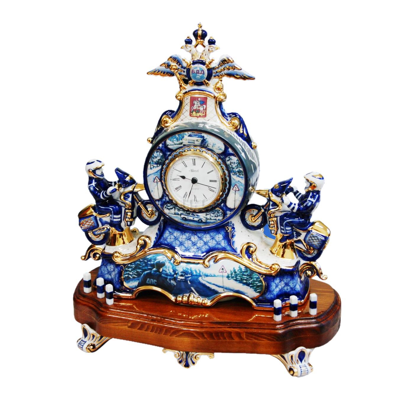 Часы «ГАИ»
