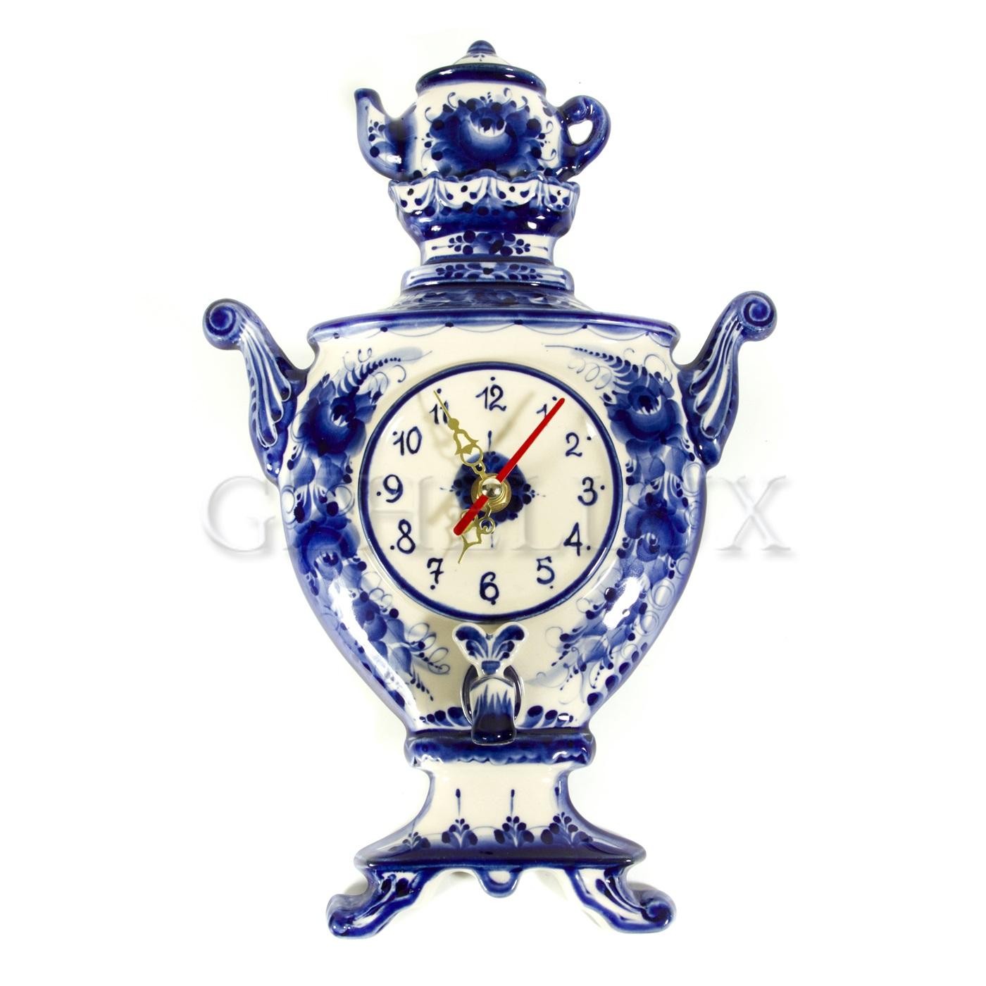 Часы «Самовар»