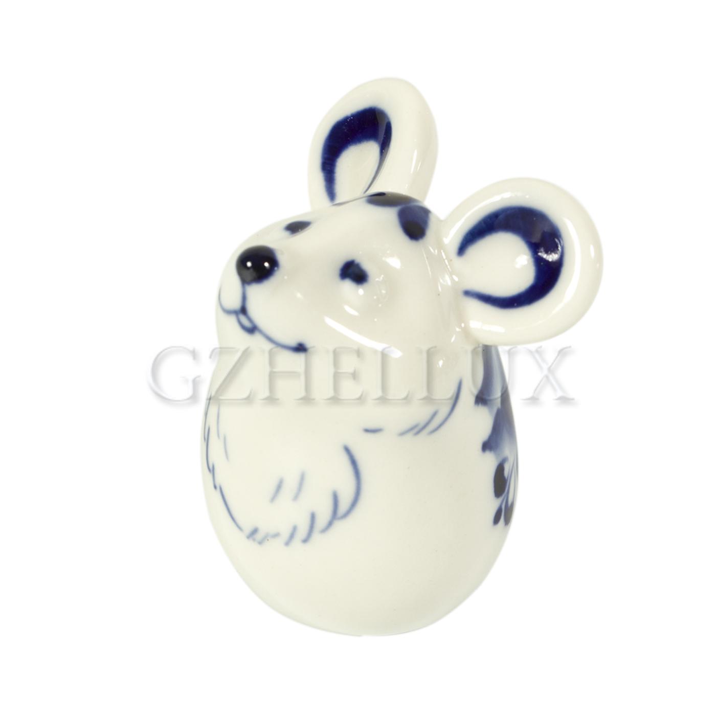 Скульптура «Мышка Кроха»
