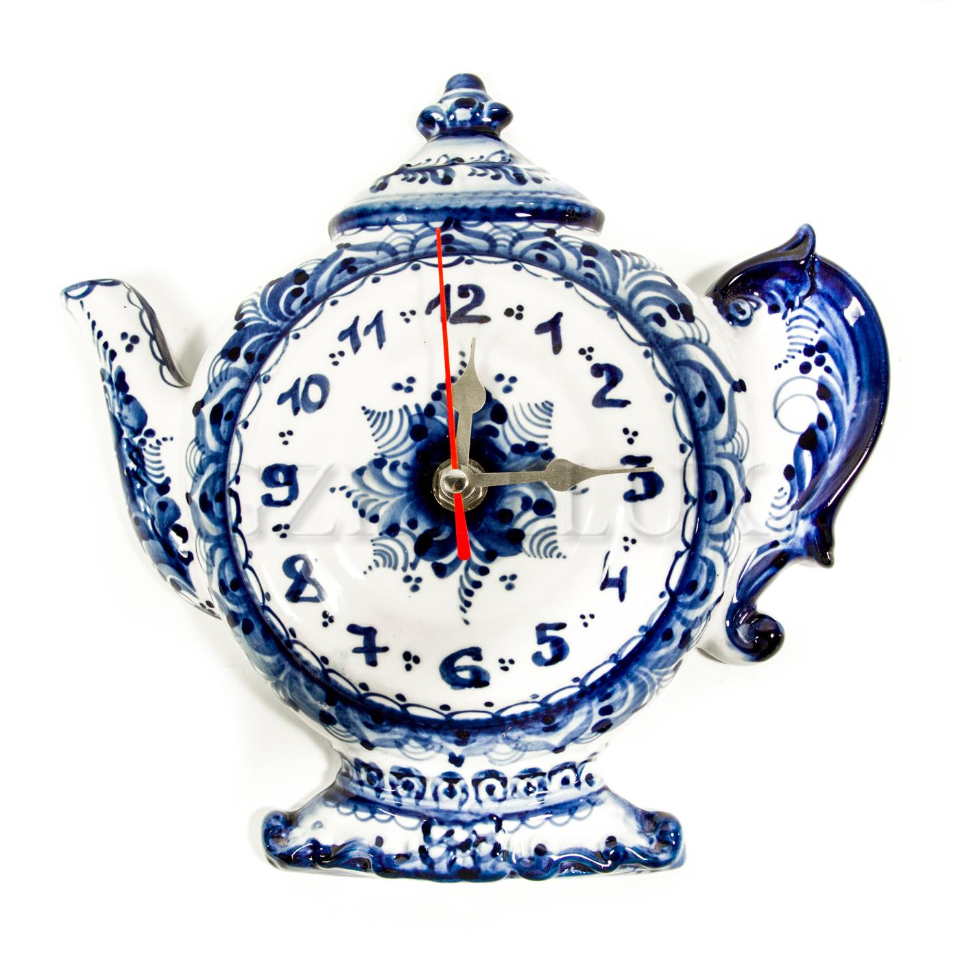 Часы «Чайник»