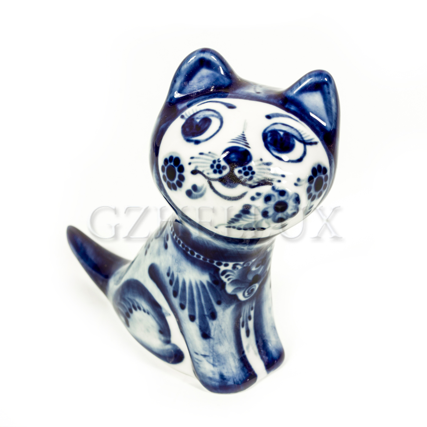 Скульптура «Котенок Гав»