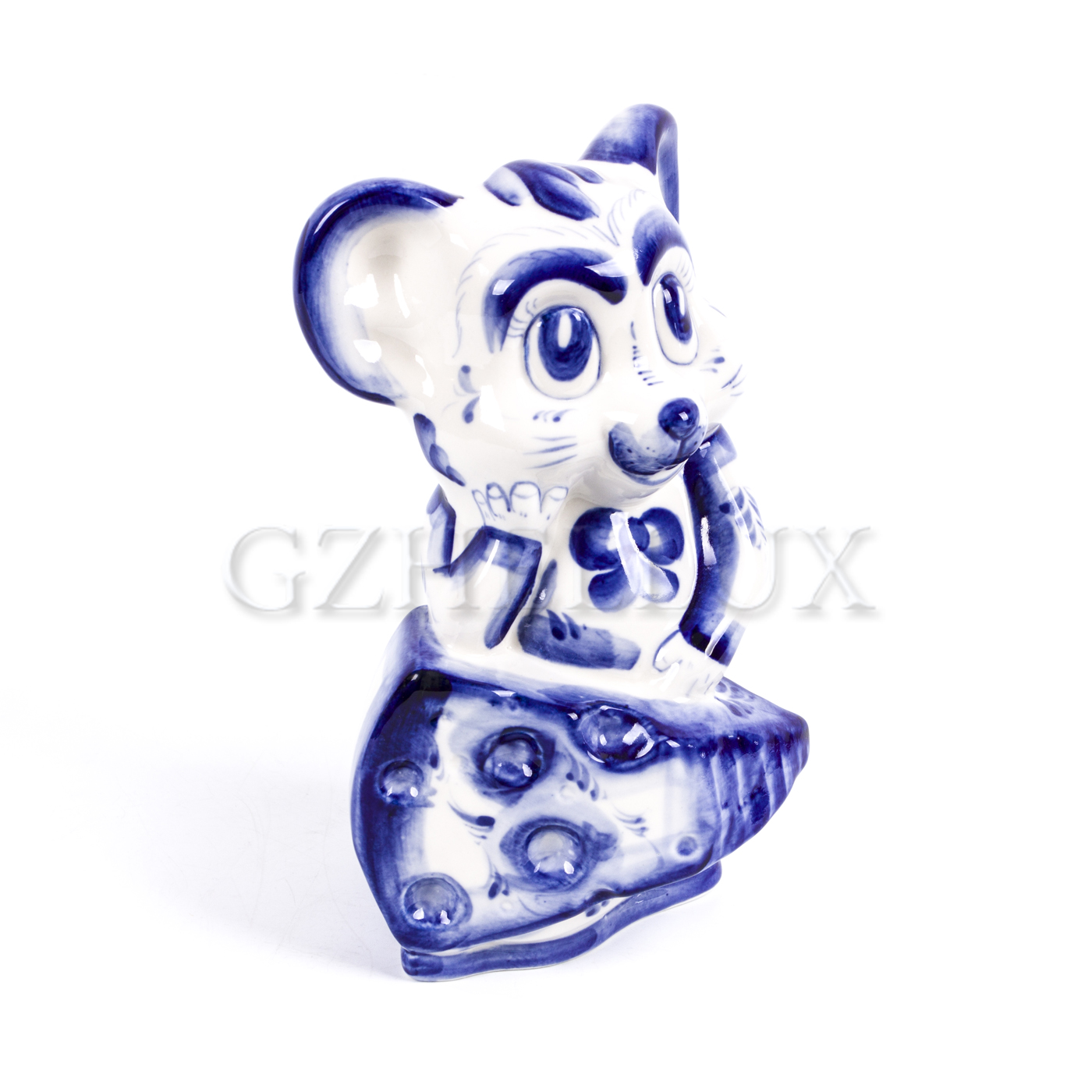 Копилка «Мышь с сыром»