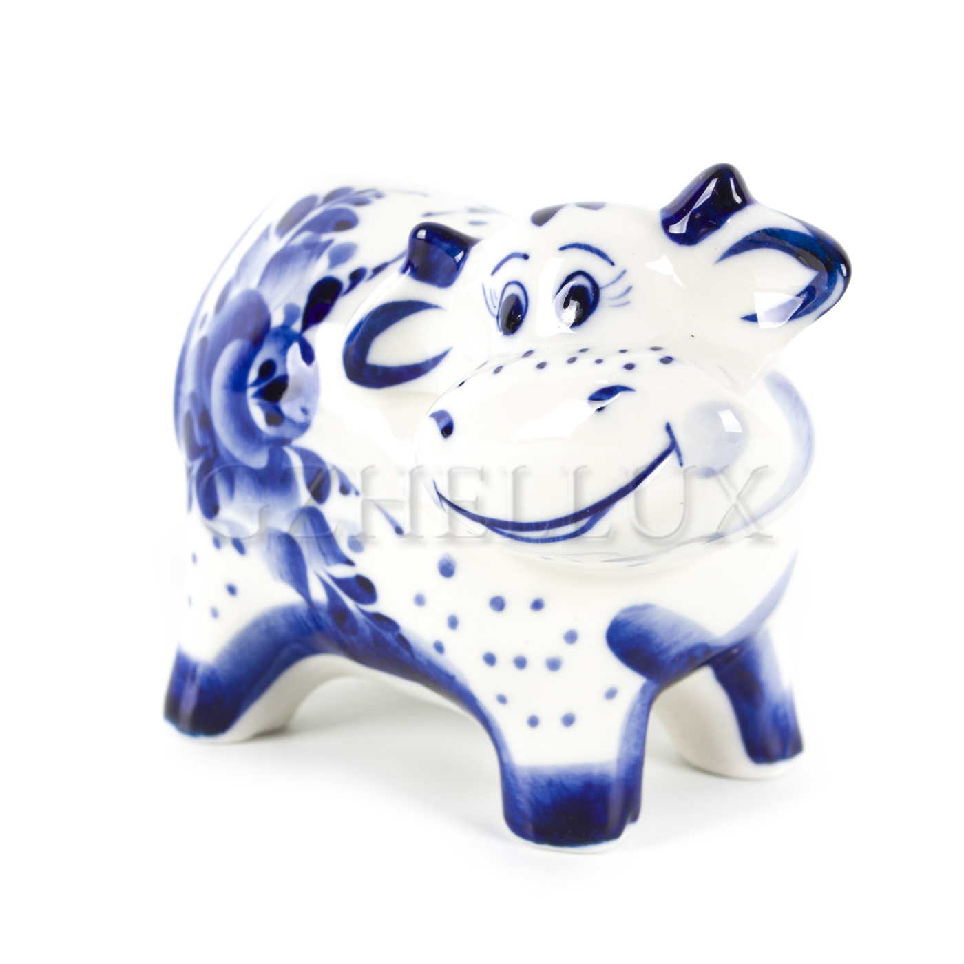 Скульптура «Корова Ася»