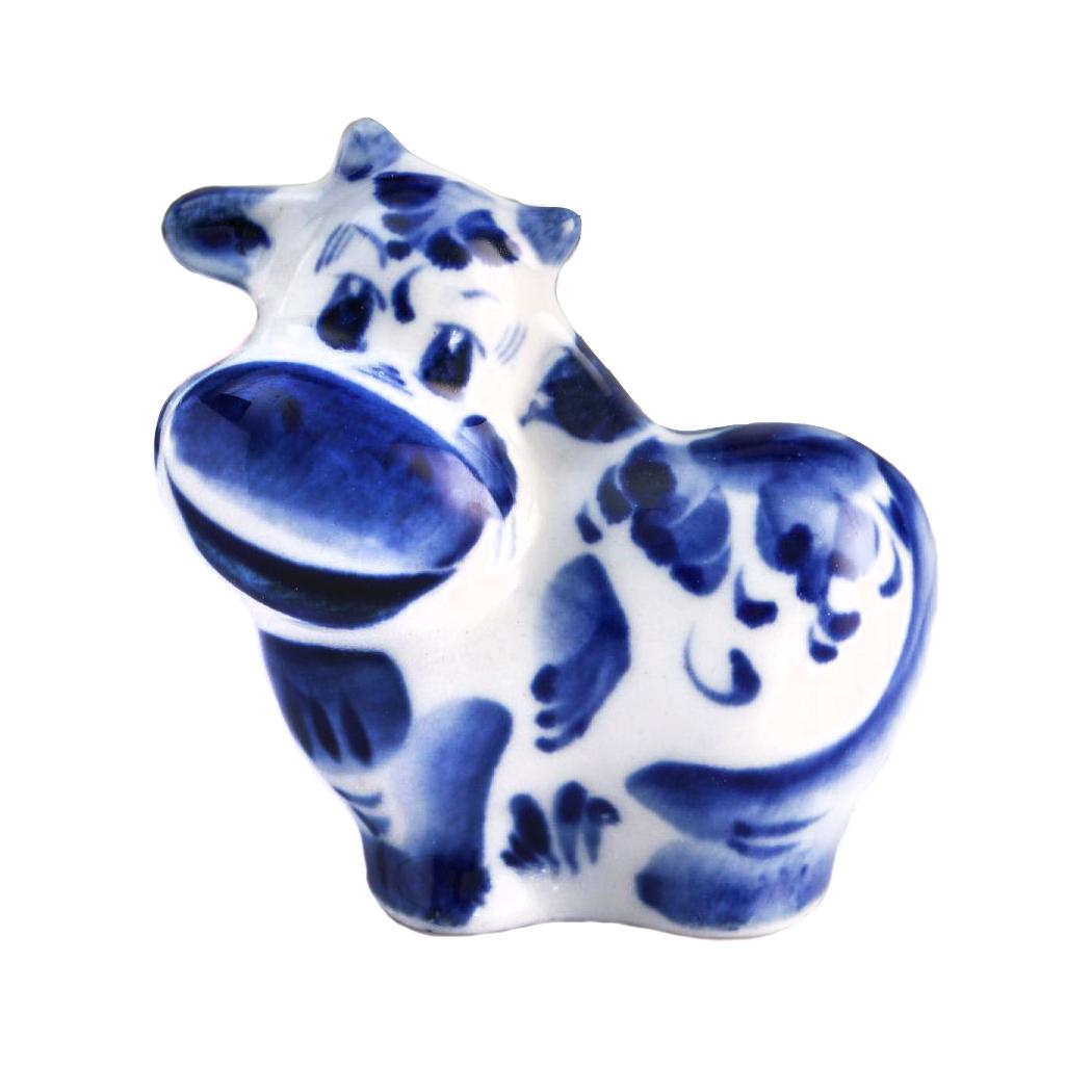 Скульптура «Коровка Маруся»