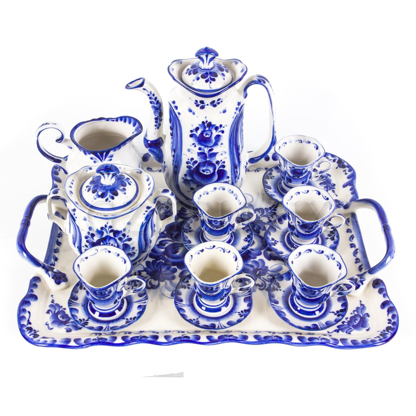 Сервиз кофейный «Лира»