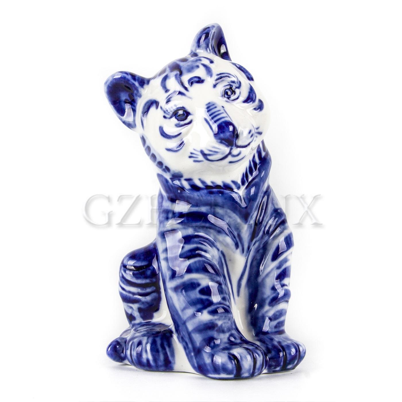 Скульптура «Тигр 2022!»
