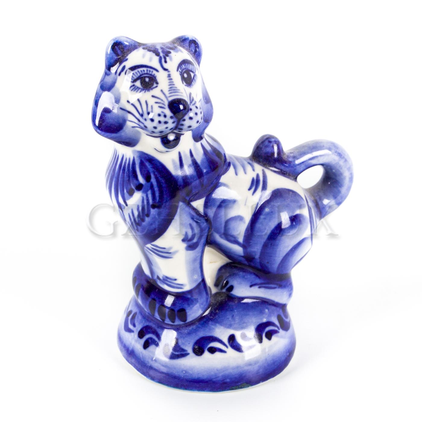 Скульптура «Тигр Циркач»