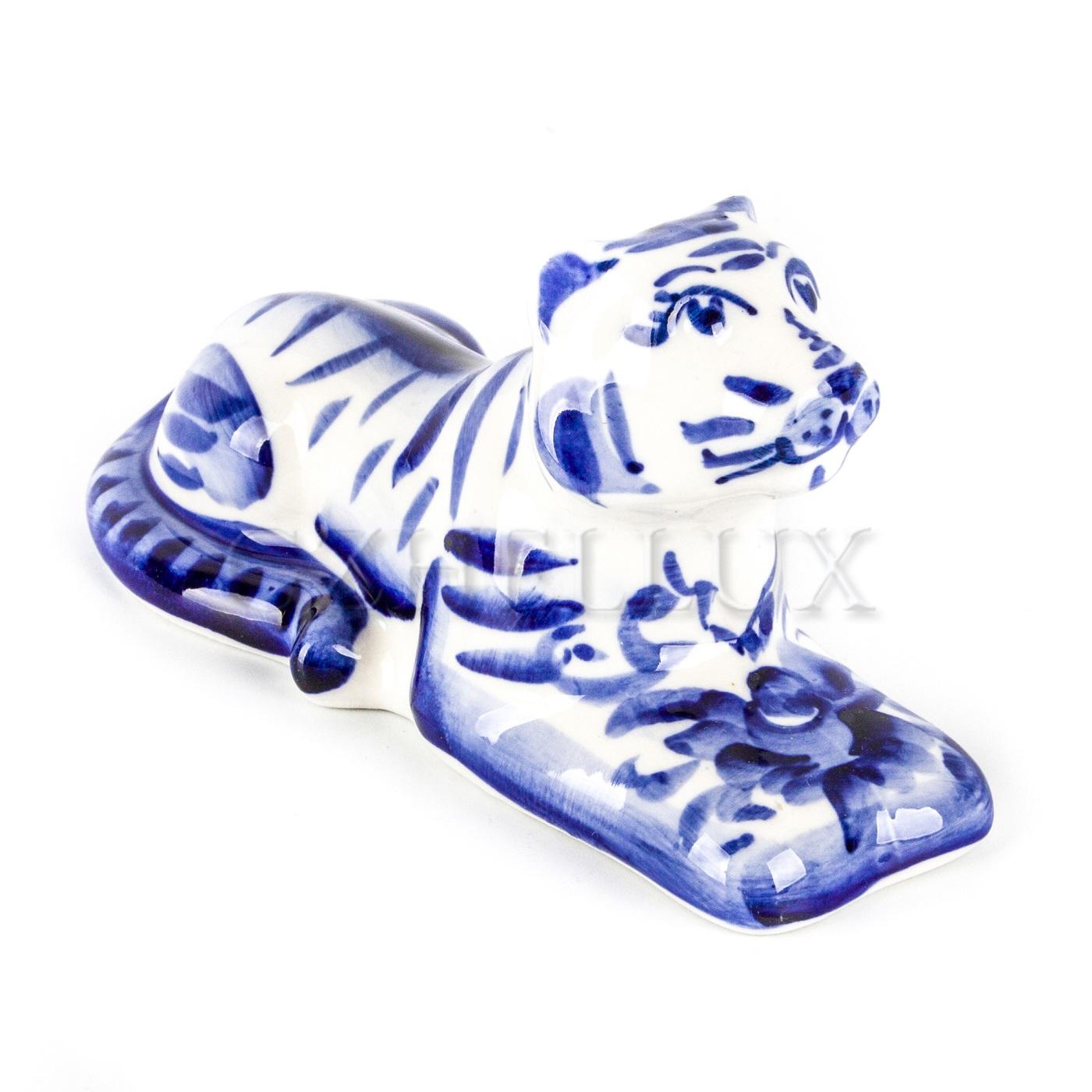 Скульптура «Тигр Мудрец»