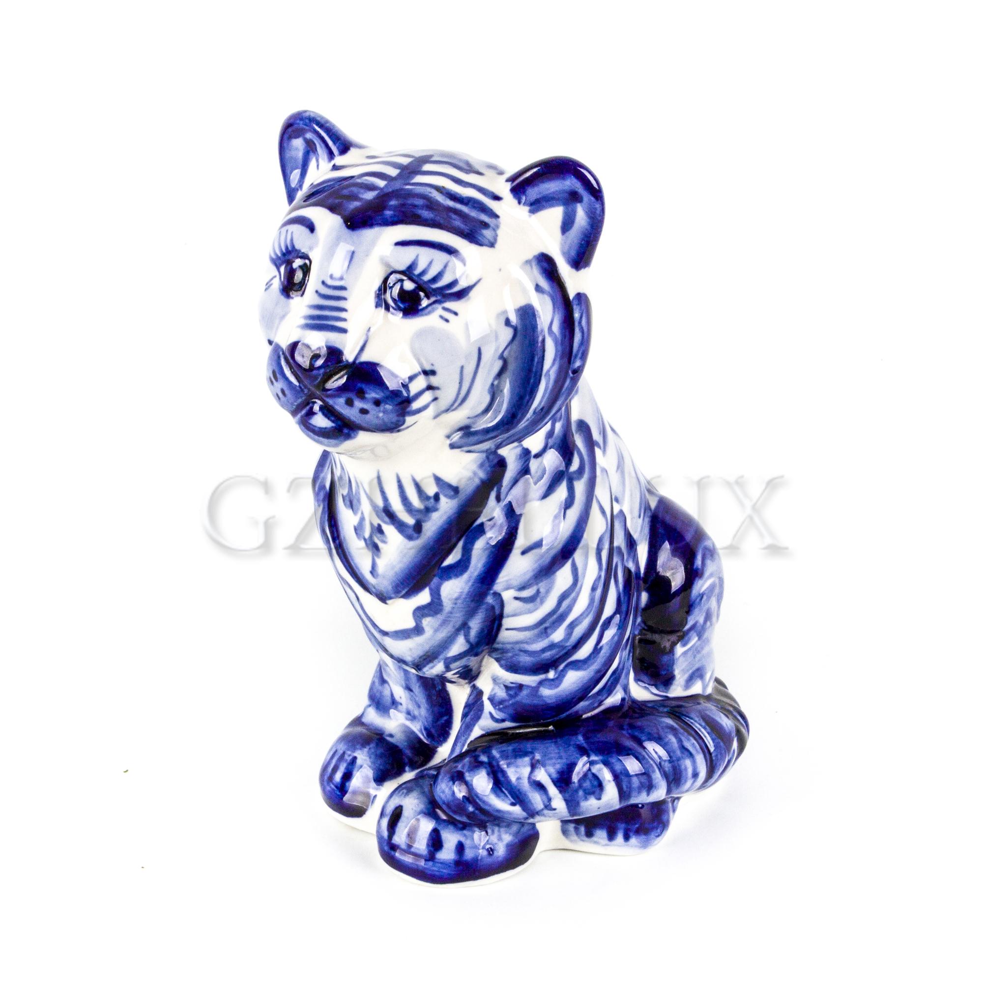 Скульптура «Тигр Новогодний»