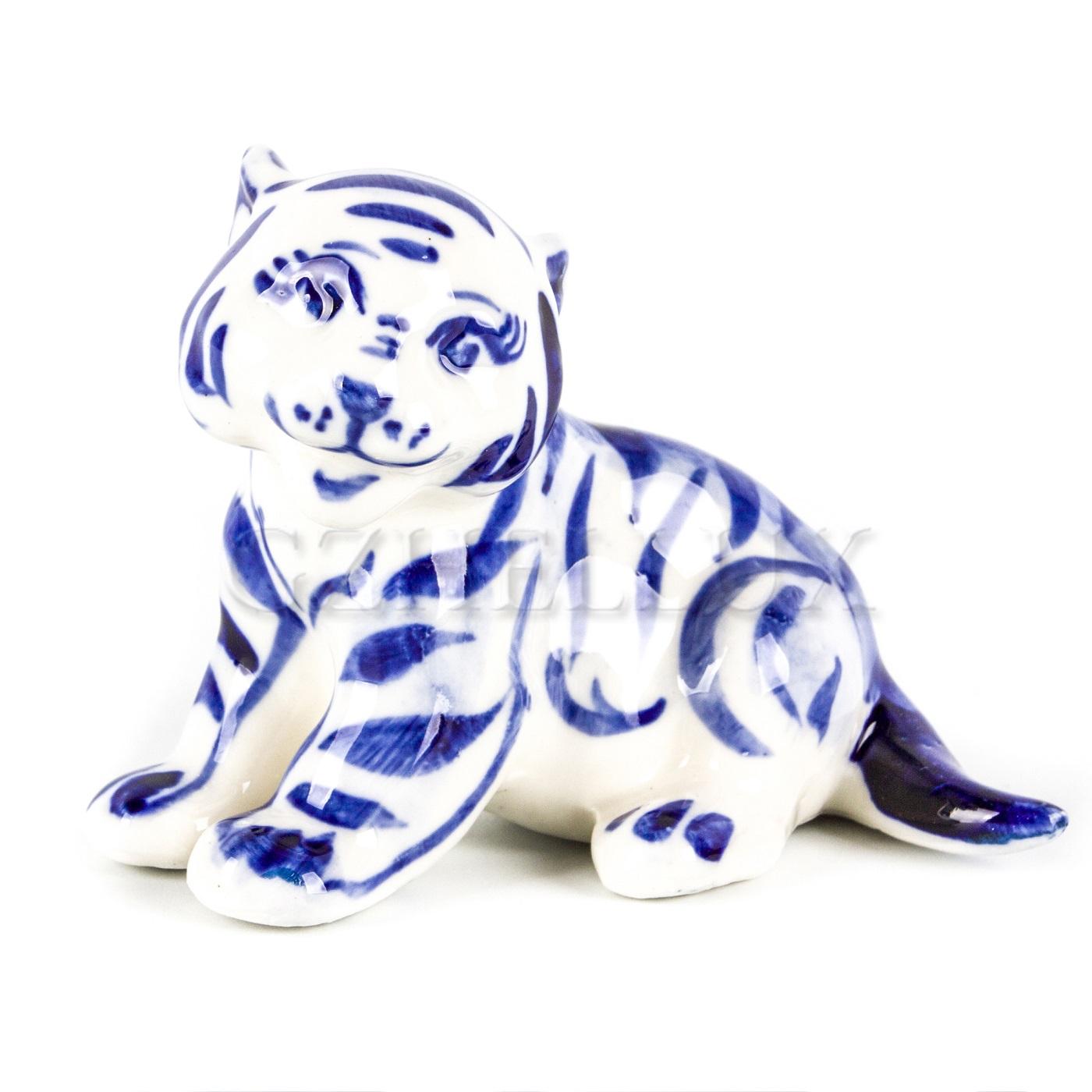 Скульптура «Тигр Симба»
