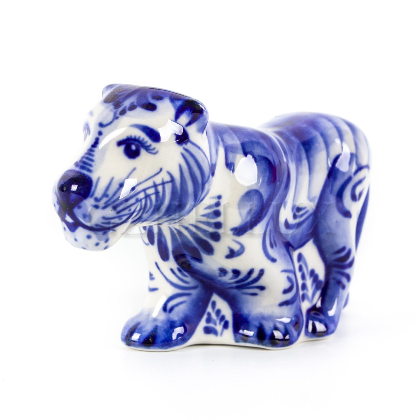 Скульптура «Тигр Тайган»