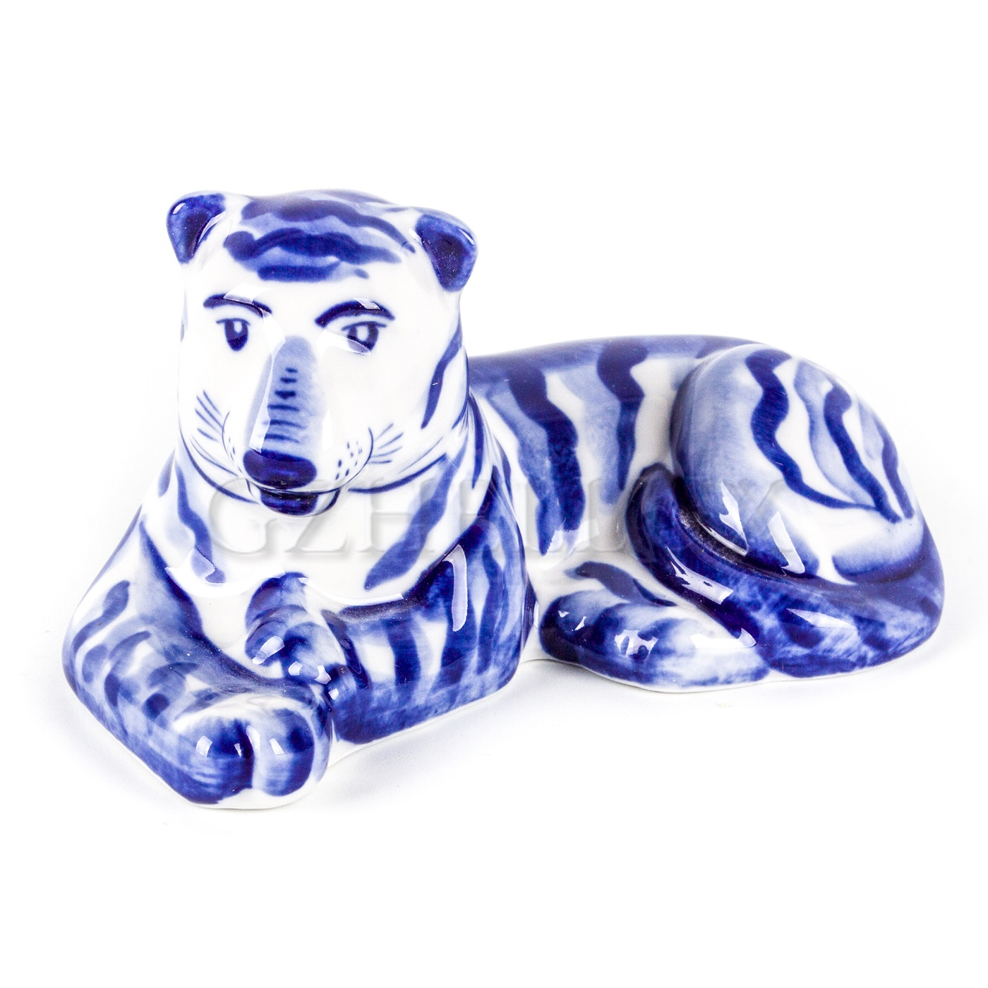 Скульптура «Тигр Вожак»